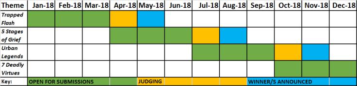 Comp Schedule